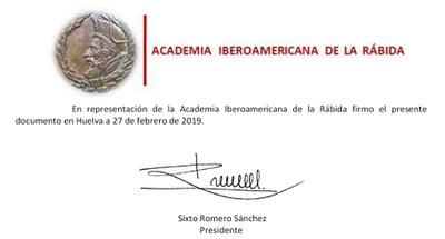 1 Academia Iberoamericana Rabida