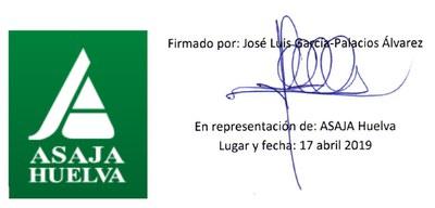 16 ASAJA Huelva (17.4.2019)