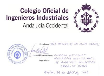 18 Colegio Ingenieros Industriales (29.4.2019)