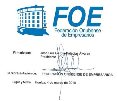 4 Federación Onubense de Empresarios