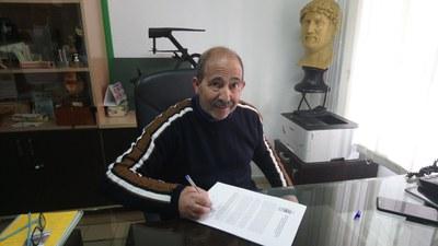 7 Escuela León Ortega Antonio García Director (6.3.2019)