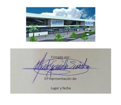 24 Sociedad Aeropuerto Cristóbal Colón de Huelva