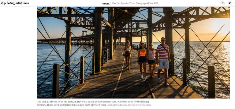 Una de las 22 fotos seleccionadas por The New York Times