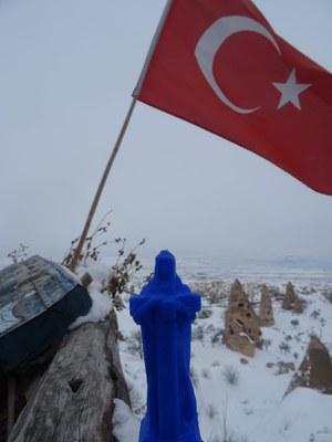 11 IES Alto Conquero en Turquía