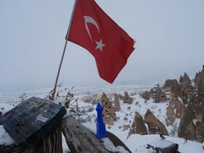 1 IES Alto Conquero en Turquía